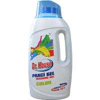 Dr. House gel na praní colour 1,5 L