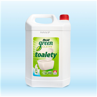 REAL green clean toalety 5kg