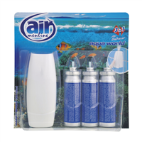 AIR menline happy spray osvěžovač refill 3x15ml Aqua