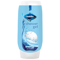 ISOLDA Energy shower gel s vitaminem E  500 ml - CLICK&GO!