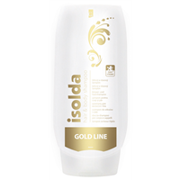 ISOLDA Gold line Hair&Body shampoo 500 ml - CLICK&GO!